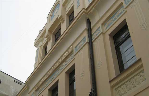 Sinagoga de Riga