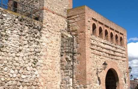 San Esteban Arch