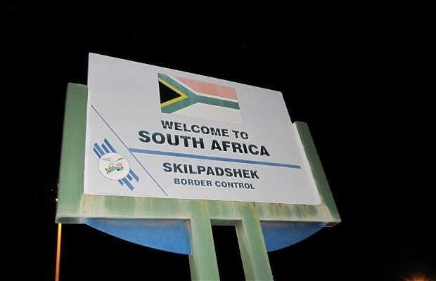 Border Skilpadshek (Sudáfrica-Botswana)
