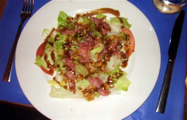 Restaurante Abaroa
