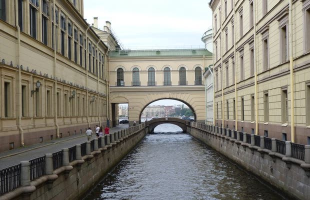 Bridges in Saint Petersburg