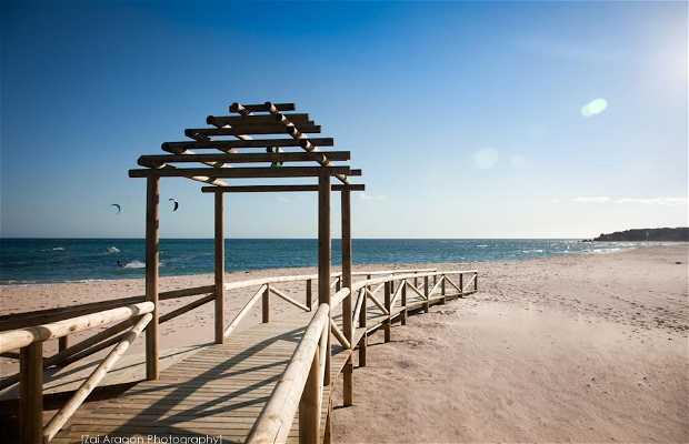 Praia de Caños de Meca