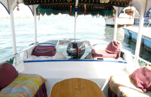 Taxis sur le Nil