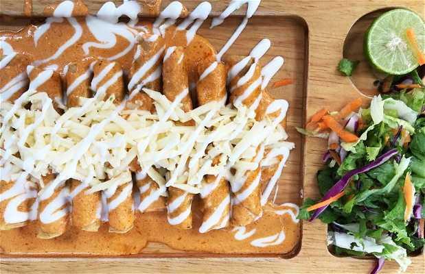 Tacos Bañados Antea