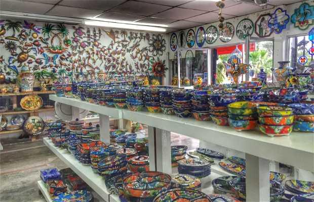 Tony' s silver store