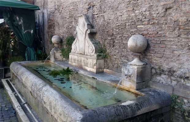 Fontana di Piazzale Flaminio