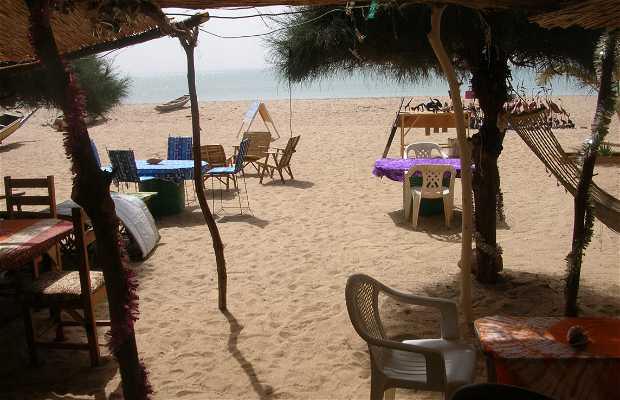 Popenguine's Beach