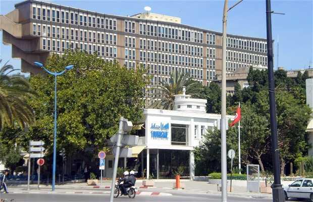 Oficina de Información y Turismo de Túnez