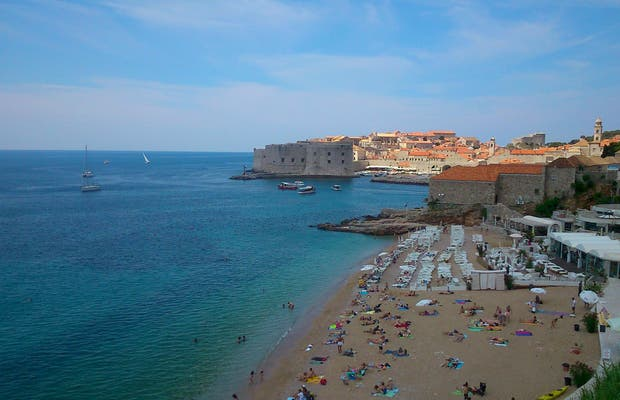 Spiagge di Dubrovnik