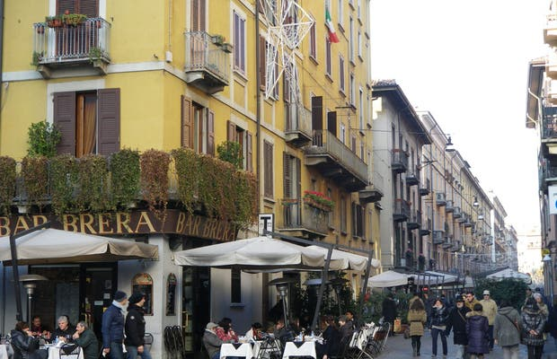 The Brera Neighborhood