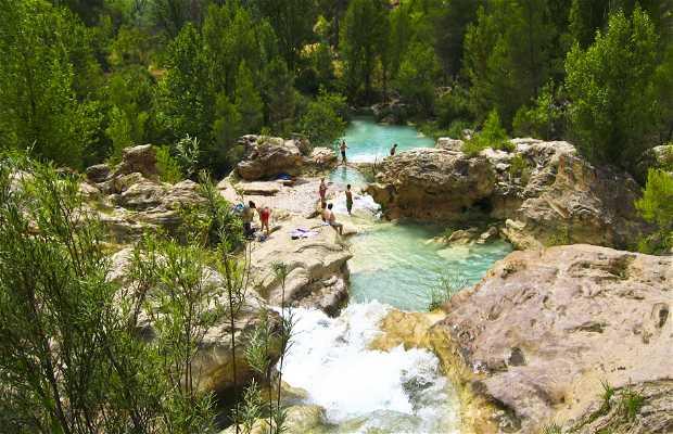 Las Chorreras del Río Cabriel