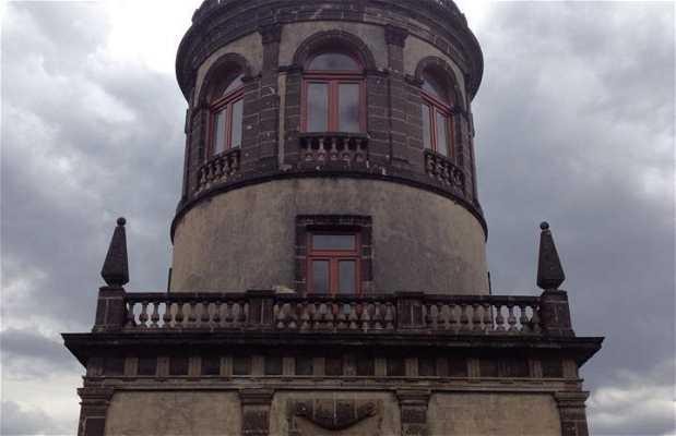 Torreón del Castillo de Chapultepec
