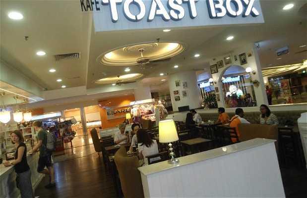Café Toast box