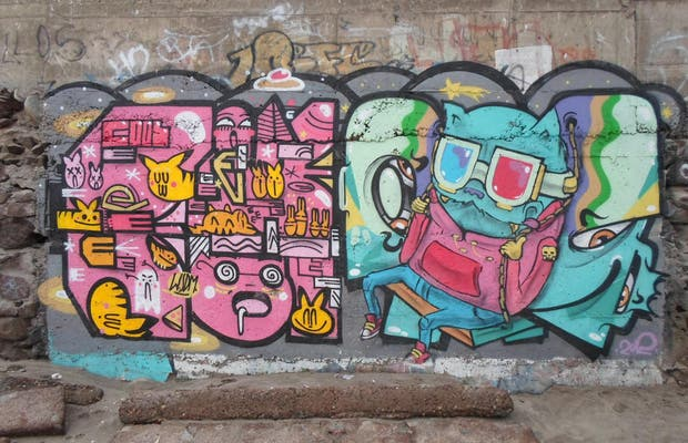 Murales de Iquique