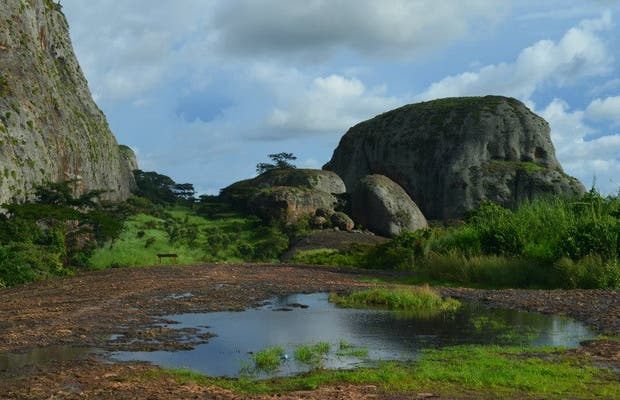 Pedras Negras de Pungo Andongo, Malanje, Angola