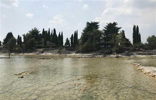 Isla de San Biagio