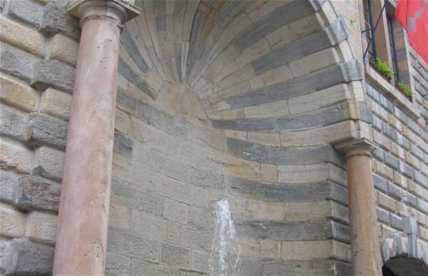 Fuente del ayuntamiento