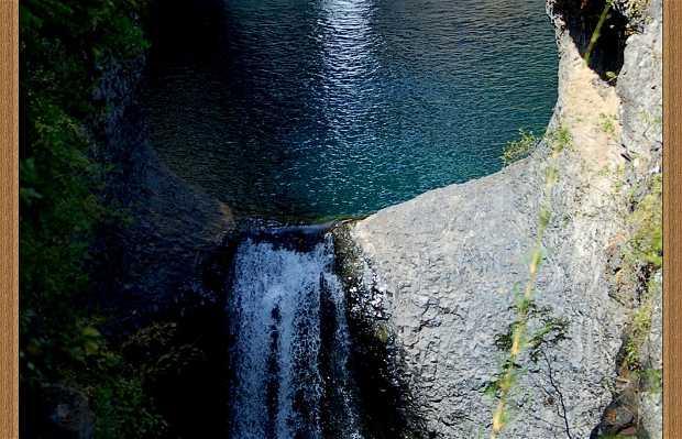 Radal Siete Tazas National Park