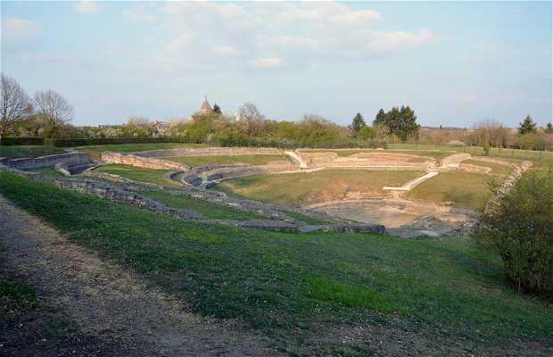 Musée et site archéologique d'Argentomagus de Saint Marcel