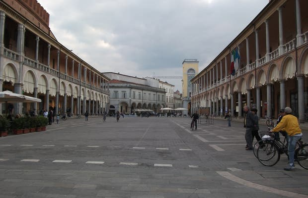 Calles de Faenza