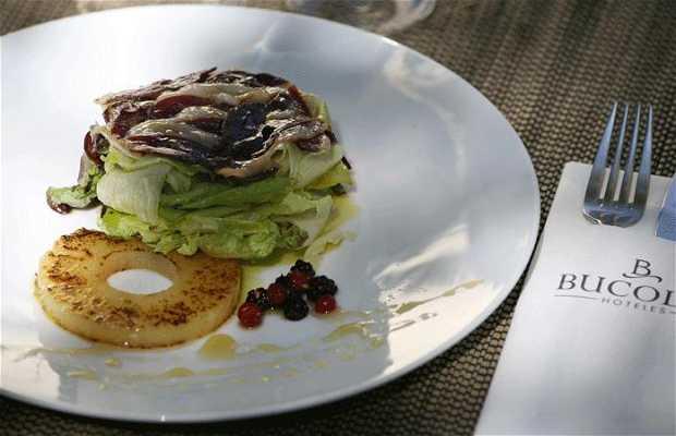Restaurante posada de santa quiteria hotel en arcos de - Posada santa quiteria ...