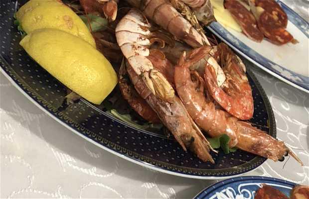 Restaurante Los Hornos