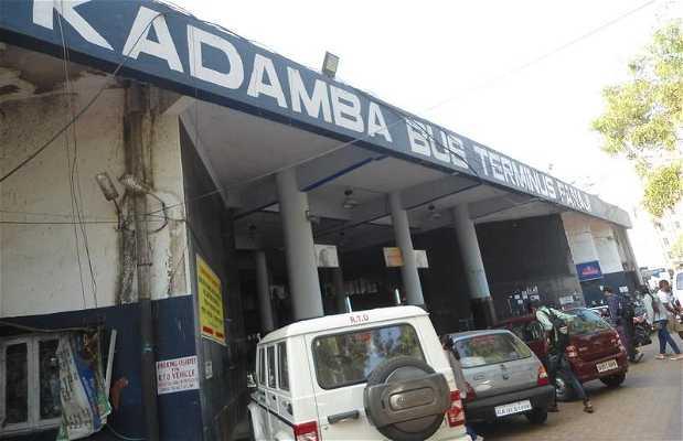Kadamba bus terminal Panaji