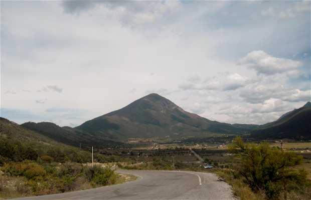 Valle de Jame