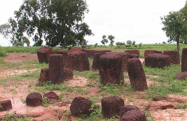 Sitio megalitico de Sine Ngayène
