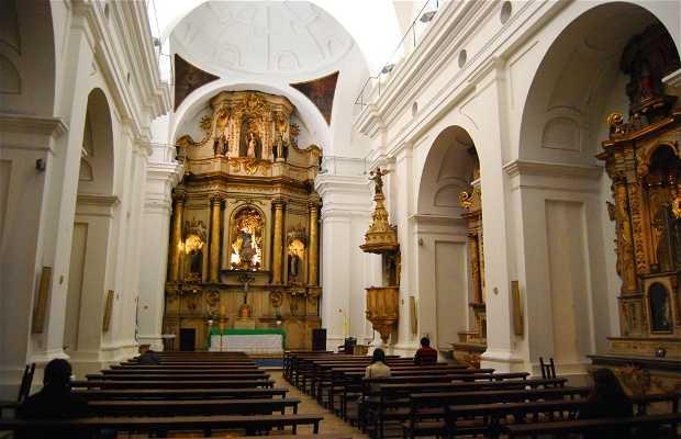 Iglesia y Convento Santa Catalina de Siena