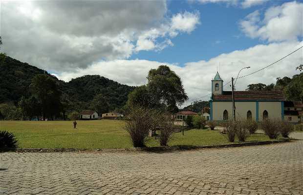 Estrada Parque Capelinha