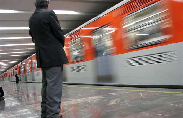 El metro de la Cd. de México