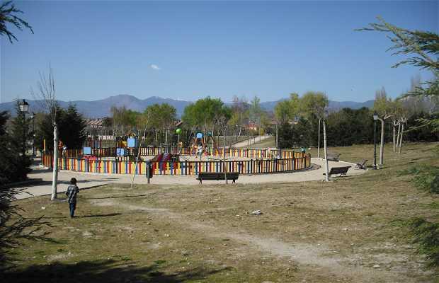 Parc du Carrizal