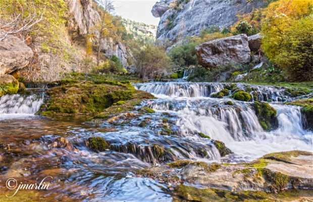Birth of the Pitarque River