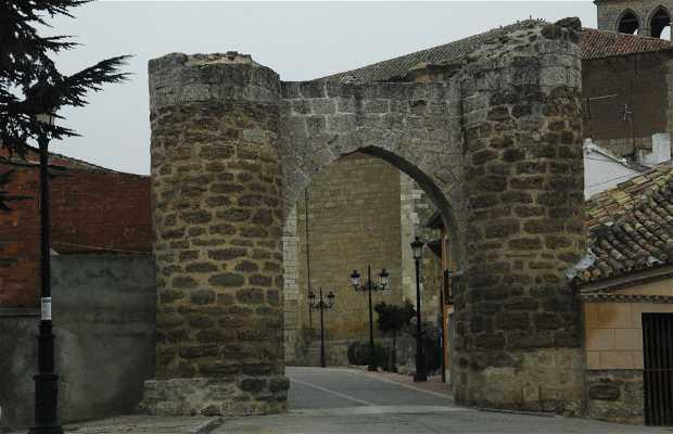Arco de la entrada