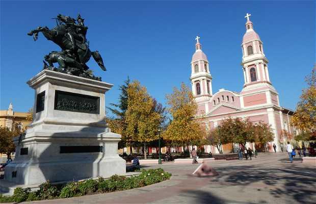 Plaza de los héroes, Rancagua