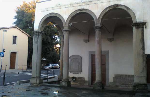 Iglesia de San Michele a San Salvi