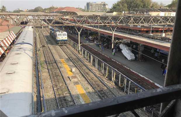 Estación Central Trenes de Pune
