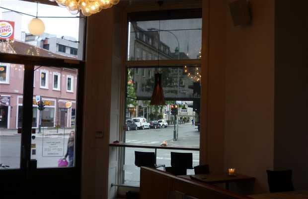 Dromedar Kaffebar Bakklandet