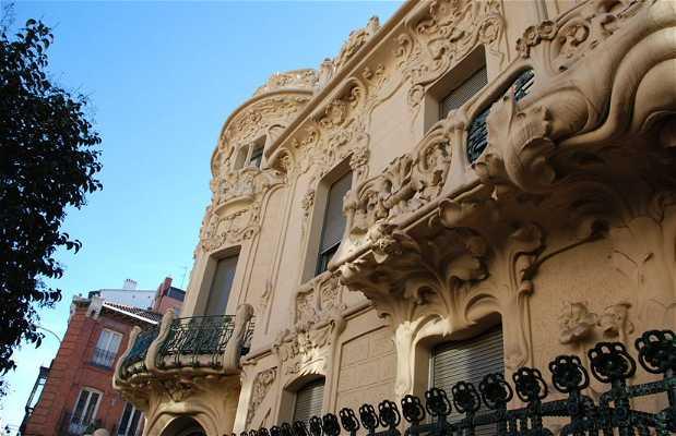 Mansion of Longoria