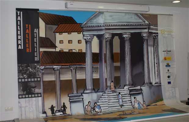 Roma y cine