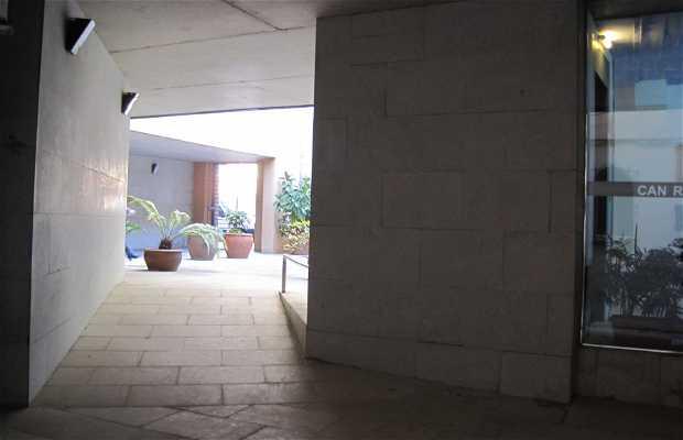 Patio Can Rosés - Archivo Municipal