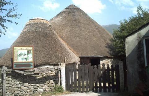 Prerroman village of Piornedo