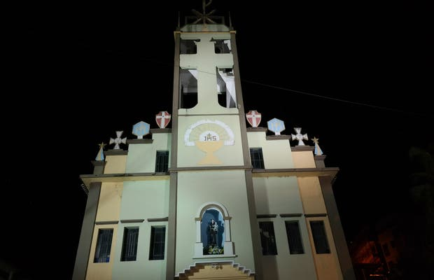 Iglesia Matriz de Iconha (Paróquia Santo Antônio de Pádua)