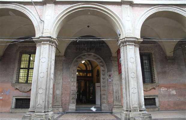 Museo della Specola en Bolonia