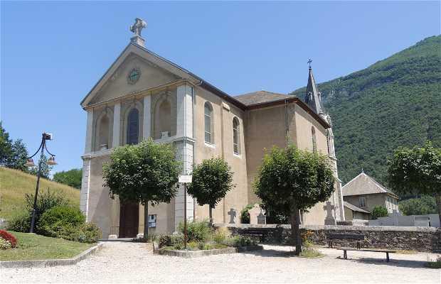 La Iglesia del Bourg