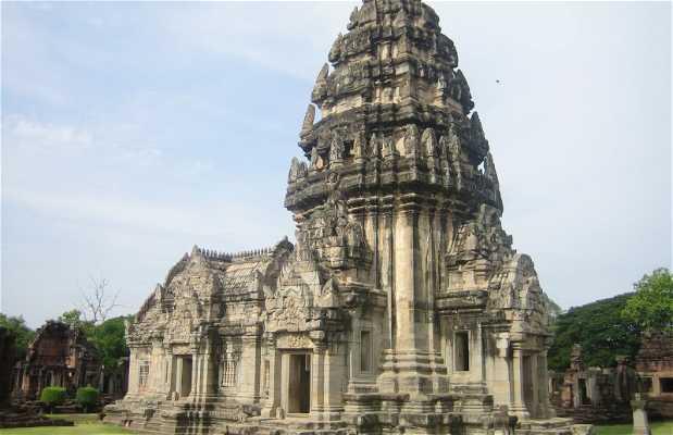 Templo Khmer en Phimai
