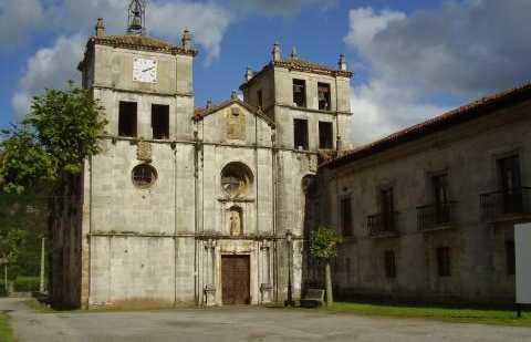 Monastère de San Salvador