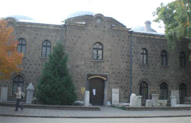 Museu Arqueológico de Sofia