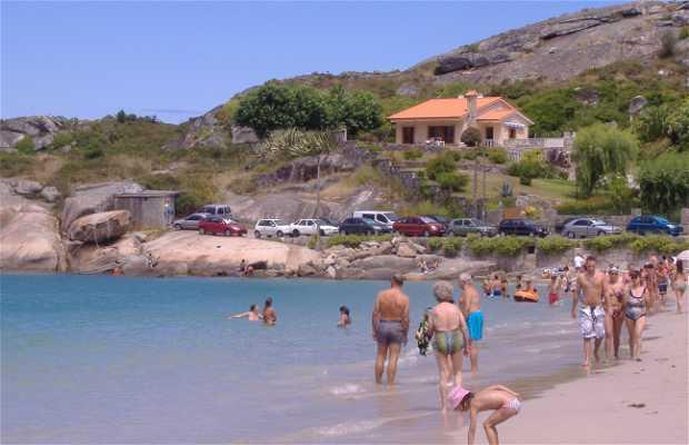 Menduiña beach